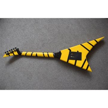 Custom Shop Jackson Charvel Flying V Stryper Signature Guitar