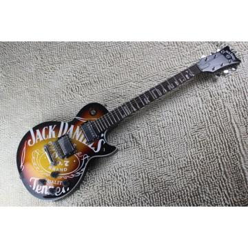 Custom Shop Jack Daniel's Sunburst Electric Guitar