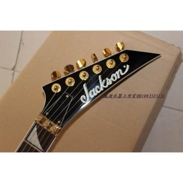 Custom 2013 Jackson Green Electric Guitar