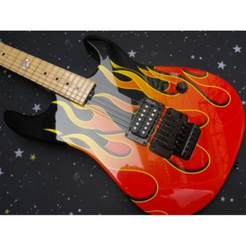 Custom Shop EVH Fireglo Electric Guitar