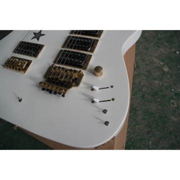 Custom Shop EVH Double Neck White Richie Sambora Electric Guitar