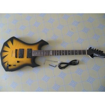 Custom Tiger TTM Super Shop Guitar