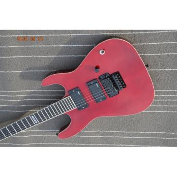 Custom Shop M 100 Floyd Rose Tremolo Red Wine Guitar ESP