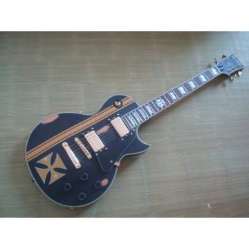Custom Shop ESP Iron Cross Electric Guitar