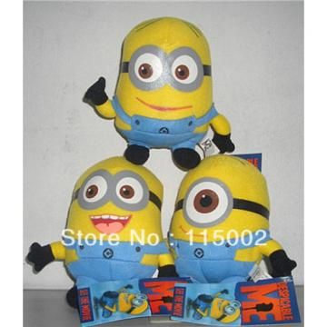 3pcs Despicable ME Movie Plush Toy