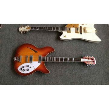 Custom 12 Strings Rickenbacker 360  2 Pickups Heritage Vintage Guitar