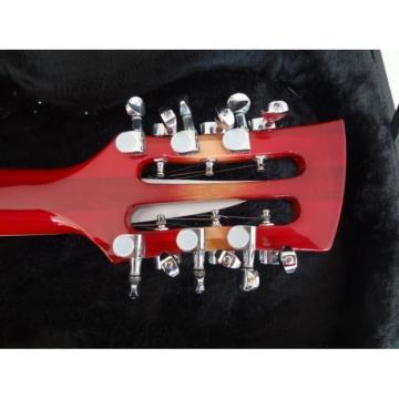 12 Strings Custom 360 2 Pickups Cherry Burst Electric Guitar
