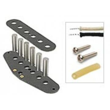 Pickup Kit for Strat With Alnico 2 Magnets