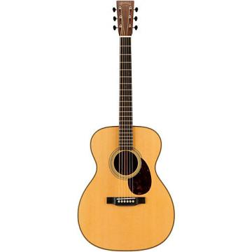 Martin Standard Series OM-28 Orchestra Model Acoustic Guitar