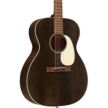 Martin 17 Series 000-17E Auditorium Acoustic-Electric Guitar Black Smoke
