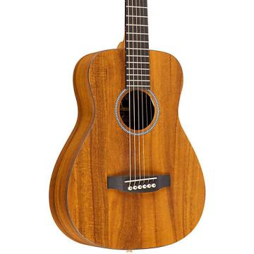 Martin X Series LX Koa Little Martin Acoustic Guitar Natural