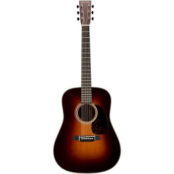 Martin Marquis D-28 Dreadnought Acoustic Guitar Sunburst