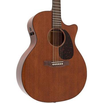 Martin Custom GPCPA4 Mahogany Acoustic-Electric Guitar Natural