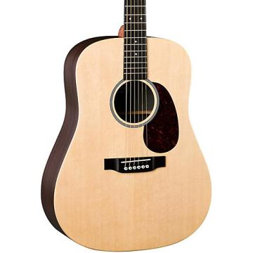 Martin X Series DX1RAE Dreadnought Acoustic-Electric Guitar Natural