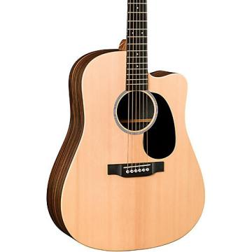 Martin X Series DCX1AE Macassar Dreadnought Acoustic-Electric Guitar Natural
