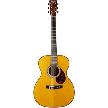 Martin Special Edition OMJM John Mayer Signature Orchestra Model Acoustic-Electric Guitar Natural