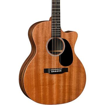 Martin X Series GPCX2AE Macassar Grand Performance Acoustic-Electric Guitar Natural