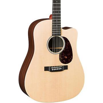 Martin X Series DCX1RAE Dreadnought Acoustic-Electric Guitar Natural