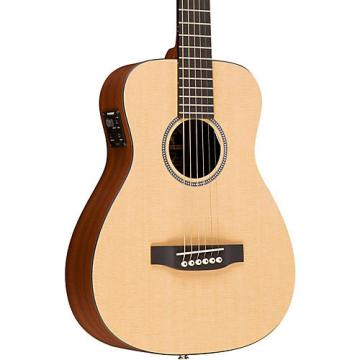 Martin X Series LXME Little Martin Acoustic-Electric Guitar Natural