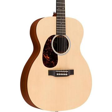 Martin X Series 000XAE-L Auditorium Left-Handed Acoustic-Electric Guitar Natural