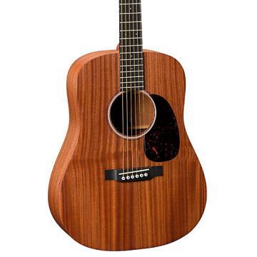 Martin DJR2E Dreadnought Junior Acoustic-Electric Guitar Natural