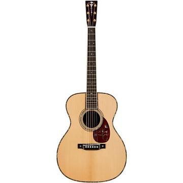 Martin OM-45 Deluxe Authentic 1930 VTS Acoustic Guitar Natural