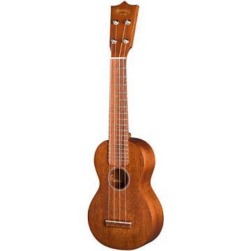 Martin S1 Left-Handed Soprano Ukulele Natural