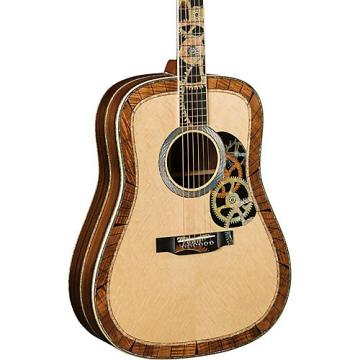 Martin Limited Edition D-200 Deluxe Acoustic Guitar Natural