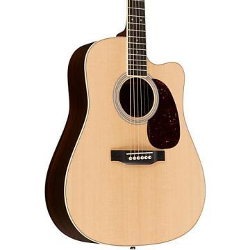 Martin Custom DC-MMVE Dreadnought Acoustic-Electric Guitar Natural