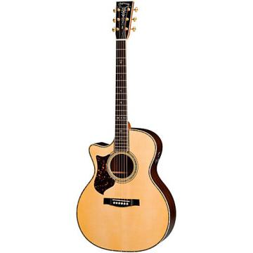 Martin Limited Edition GPC-42E Grand Performance Left-Handed Acoustic-Electric Guitar Natural