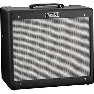 Fender Hot Rod Series Blues Junior III 15W 1x12 Tube Guitar Combo Amp Black