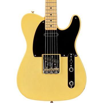 Fender American Vintage '52 Telecaster Electric Guitar Butterscotch Blonde Maple Neck