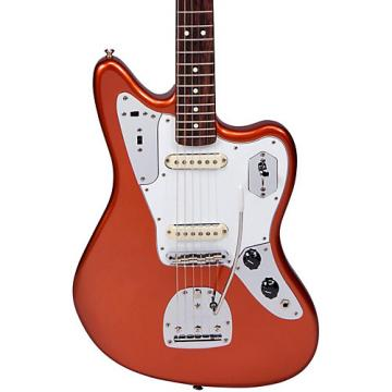 Fender Johnny Marr Jaguar Electric Guitar Metallic KO Rosewood Fingerboard