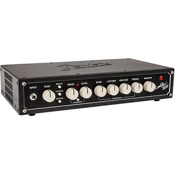Fender Rumble 500W Bass Amp Head