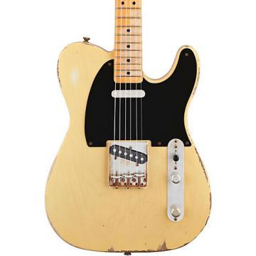 Fender Road Worn '50s Telecaster Electric Guitar Blonde