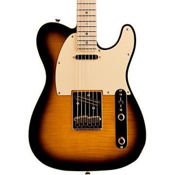 Fender Telecaster Richie Kotzen Solid Body Electric Guitar Brown Sunburst