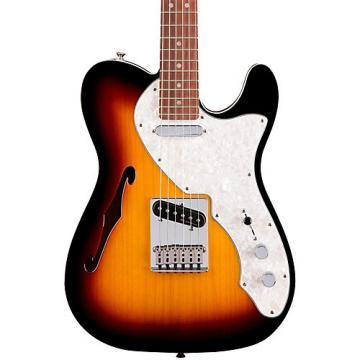 Fender Deluxe Thinline Telecaster Rosewood Fingerboard 3-Color Sunburst