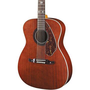 Fender Artist Design Series Tim Armstrong Hellcat Concert Acoustic-Electric Guitar Natural
