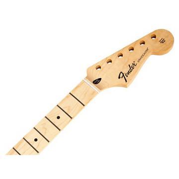 Fender Stratocaster Neck, 21 Medium Jumbo Frets Maple