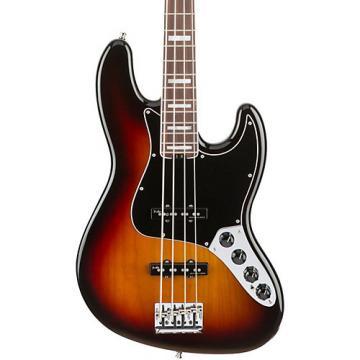 Fender American Elite Rosewood Fingerboard Jazz Bass 3-Color Sunburst
