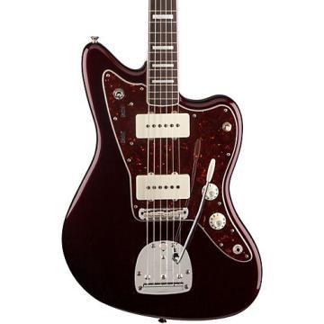 Fender Troy Van Leeuwen Jazzmaster Electric Guitar Oxblood