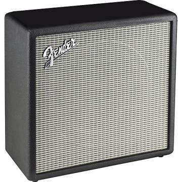 Fender Super-Champ 112 1x12 Guitar Speaker Cabinet Black