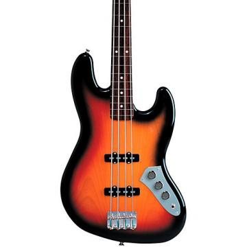 Fender Jaco Pastorius Fretless Jazz Bass Guitar 3-Color Sunburst