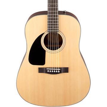 Fender Classic Design Series CD-100 Dreadnought Left-Handed Acoustic Guitar Natural