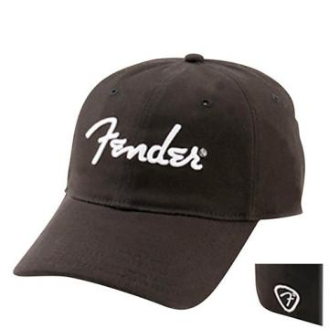 Fender Black Script Logo Stretch Cap Black L/XL