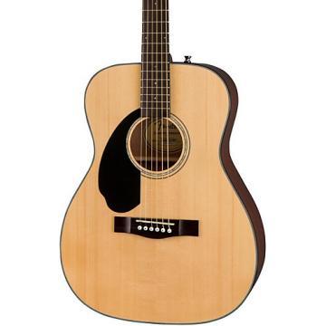 Fender Classic Design Series CC-60S Concert Left-Handed Acoustic Guitar Natural