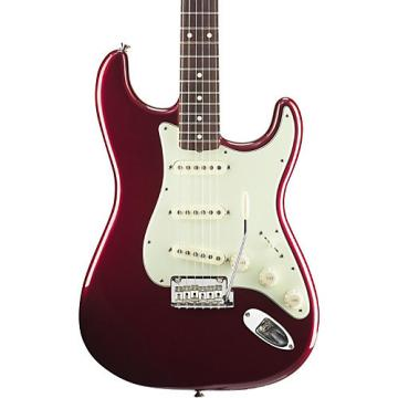 Fender Classic Player '60s Strat Electric Guitar Candy Apple Red