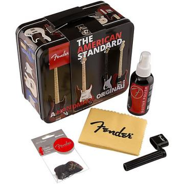 Fender 2016 Special Edition Tin with Accessories