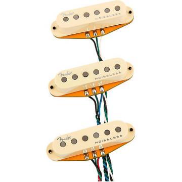 Fender Gen 4 Noiseless Stratocaster Pickups Set of 3 Aged White