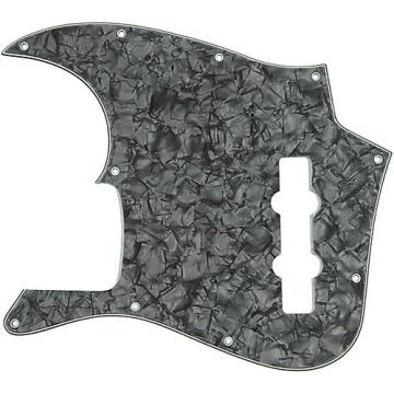 Fender American Standard Jazz Bass 10 Hole Pickguard Black Pearl